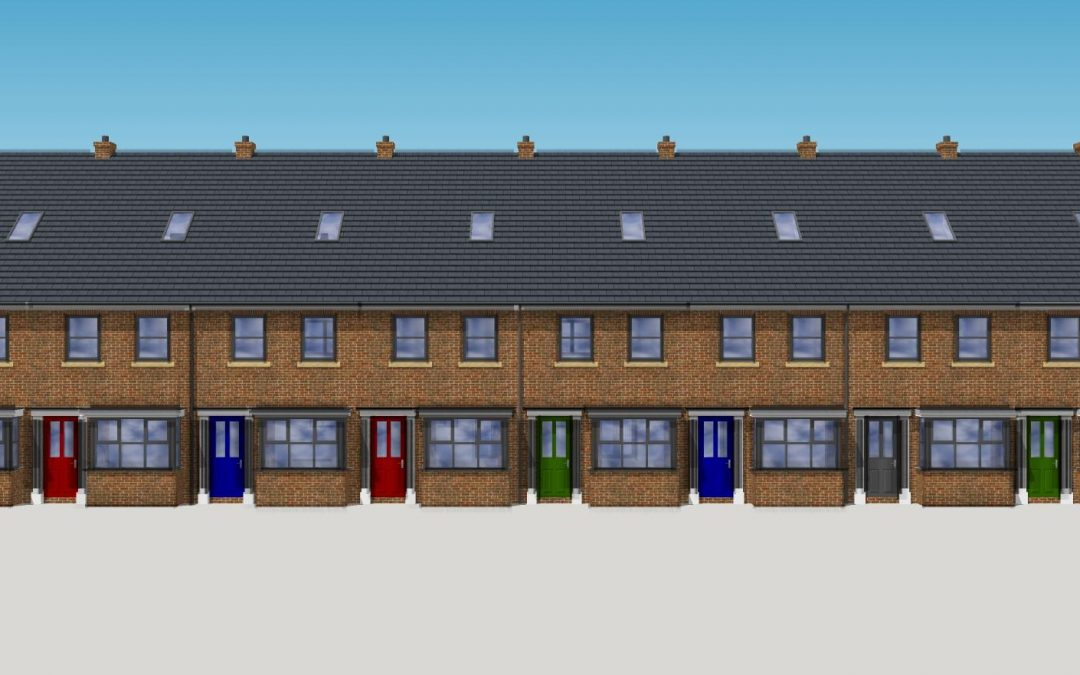 New Build Houses in Darlington