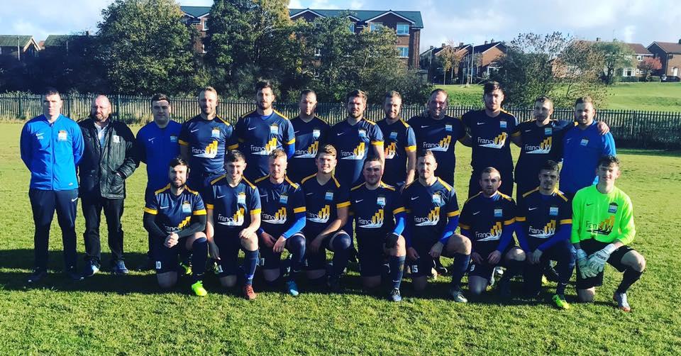 Francis W Construction sponsors Darlington Albion FC